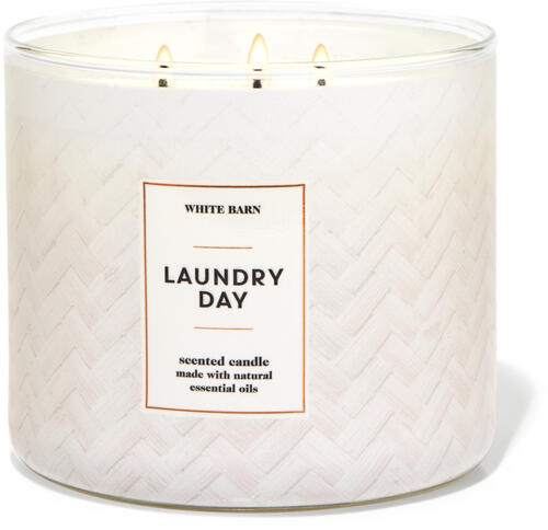 Laundry Day 3-Wick Candle