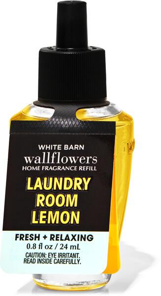 Laundry Room Lemon Wallflowers Fragrance Refill