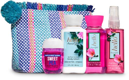 Gift Sets Bath Body Works