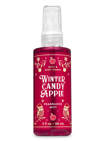 Winter Candy Apple Travel Size Fine Fragrance Mist - Bath And Body Works