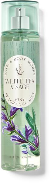White Tea & Sage Fine Fragrance Mist