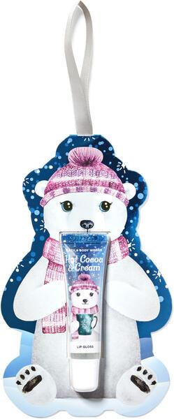 Hot Cocoa & Cream Lip Gloss