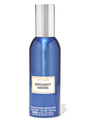 Bergamot Waters Concentrated Room Spray