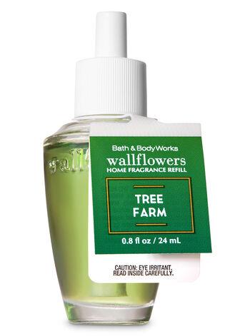 Tree Farm Wallflowers Fragrance Refill - Bath And Body Works