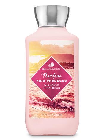 Portofino Pink Prosecco Super Smooth Body Lotion - Bath And Body Works