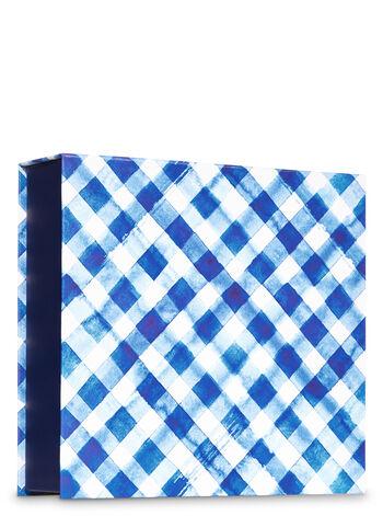 Gingham Gift Box Set
