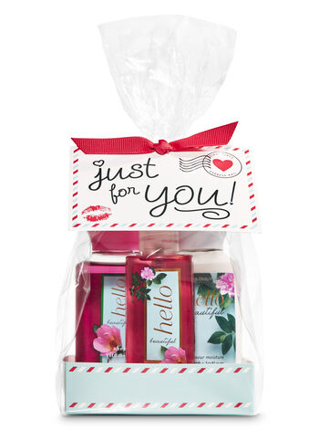 Hello Beautiful Just for You Mini Gift Set