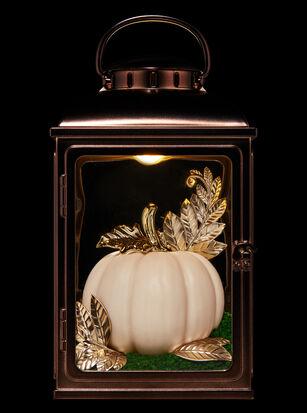 Pumpkin Lantern Nightlight Wallflowers Fragrance Plug