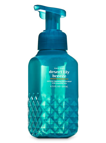 Desert Lily Breeze Gentle Foaming Hand Soap - Bath And Body Works