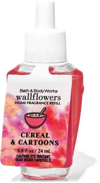 Cereal & Cartoons Wallflowers Fragrance Refill