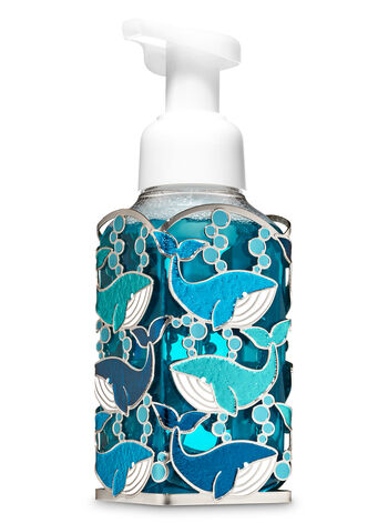 Whale Bubbles Gentle Foaming Soap Holder - Bath And Body Works