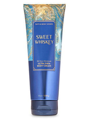 Sweet Whiskey Ultra Shea Body Cream