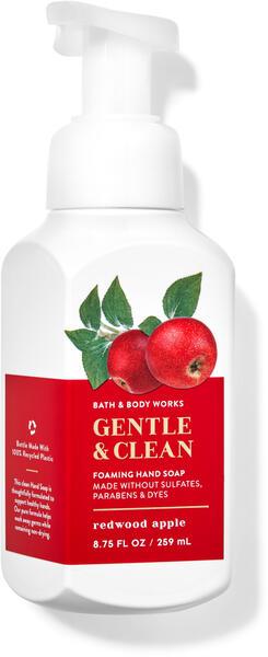 Redwood Apple Gentle & Clean Foaming Hand Soap