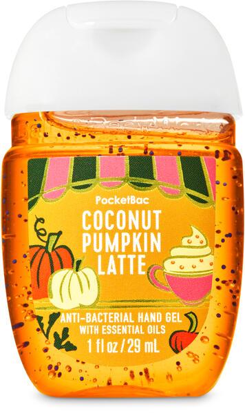 Coconut Pumpkin Latte PocketBac Hand Sanitizer