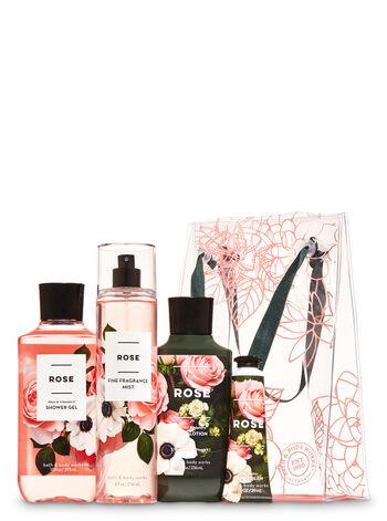 Rose Floral Bag Gift Set - Bath And Body Works