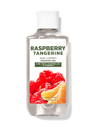Raspberry Tangerine Shower Gel