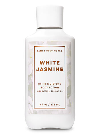 White Jasmine Super Smooth Body Lotion - Bath And Body Works