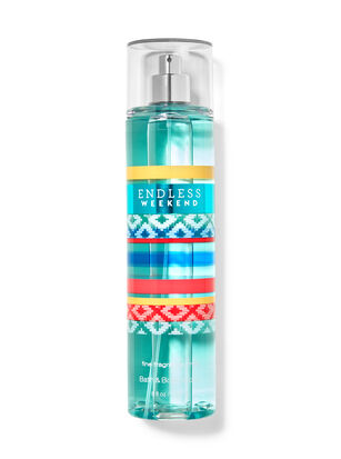 Endless Weekend Fine Fragrance Mist