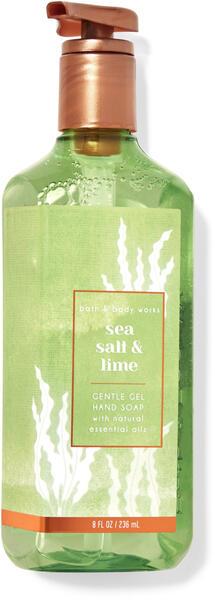 Sea Salt & Lime Gentle Gel Hand Soap