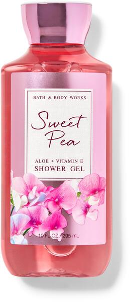 Sweet Pea Shower Gel