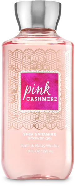 Pink Cashmere Shower Gel
