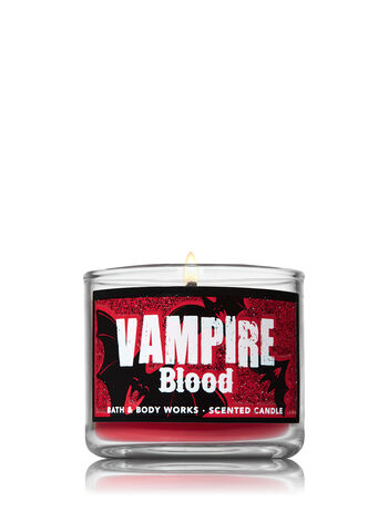 Vampire Blood Mini Candle - Bath And Body Works