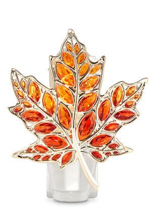 Gem Leaf Nightlight Wallflowers Fragrance Plug