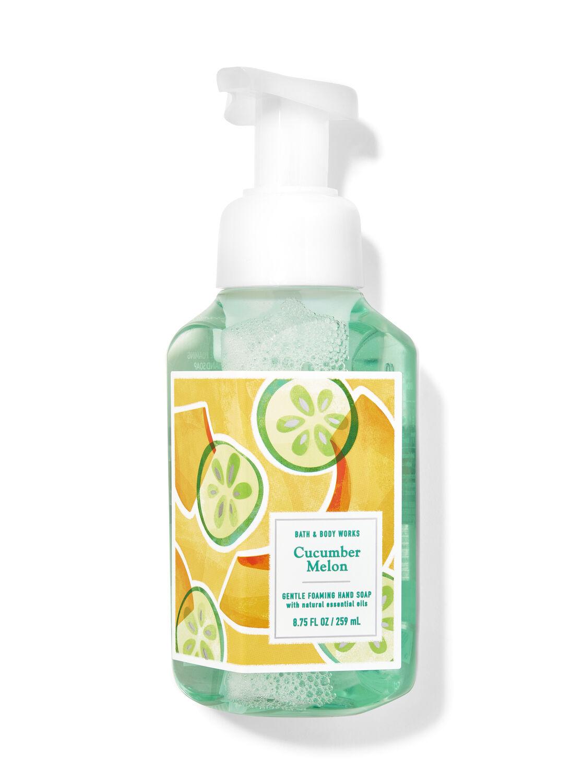 Cucumber Melon Gentle Foaming Hand Soap