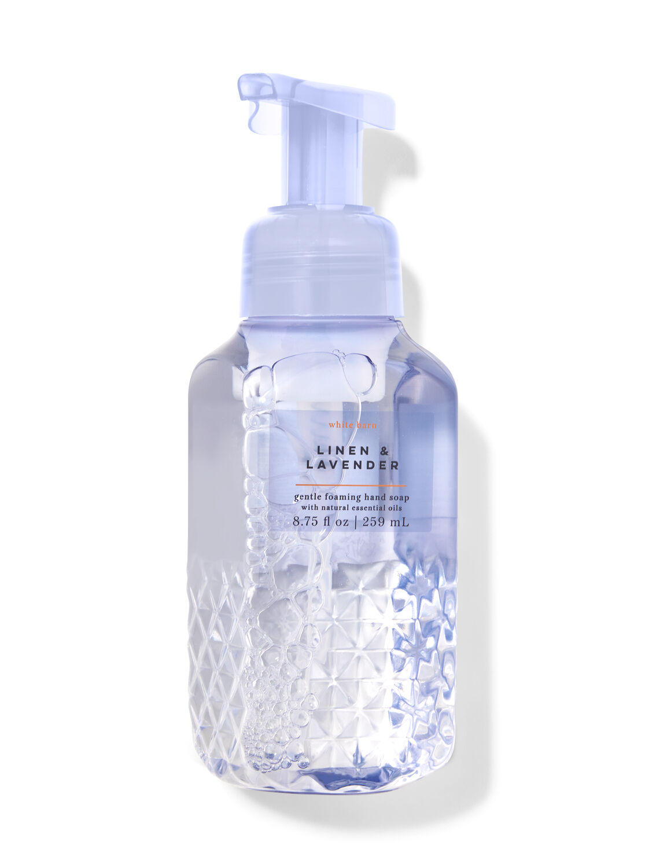 Linen & Lavender Gentle Foaming Hand Soap