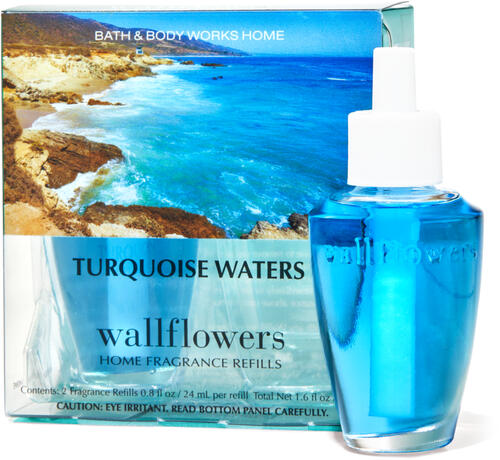 Turquoise Waters Wallflowers Refills 2-Pack