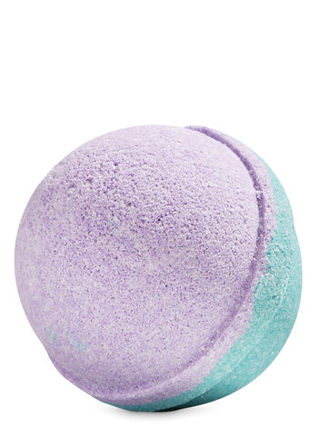 Frosted Blueberry Bath Fizzy