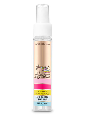 Sugared Honeysuckle Hand Sanitizer Spray - Bath And Body Works