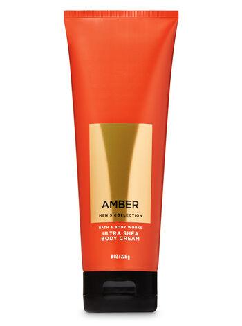 Amber Ultra Shea Body Cream - Bath And Body Works