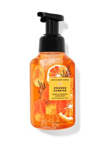 Orange Sunrise Gentle Foaming Hand Soap