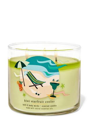 Kiwi Starfruit Cooler 3-Wick Candle