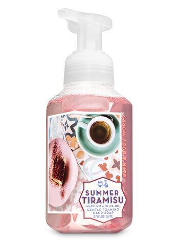 Summer Tiramisu Gentle Foaming Hand Soap - Bath And Body Works