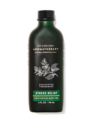 Eucalyptus Spearmint Moisturizing Body Oil