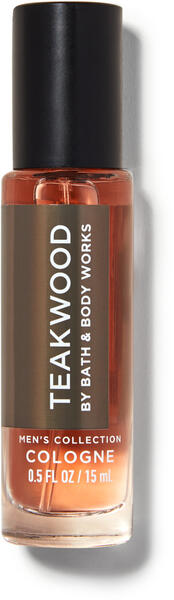 Teakwood Mini Cologne