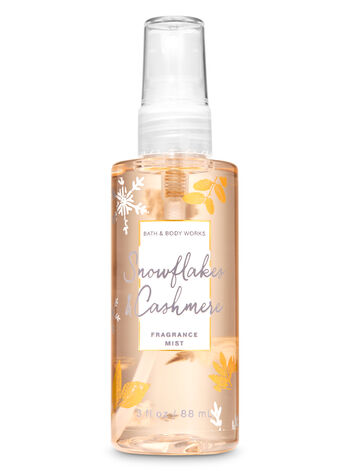 Snowflakes & Cashmere Travel Size Fine Fragrance Mist - Bath And Body Works