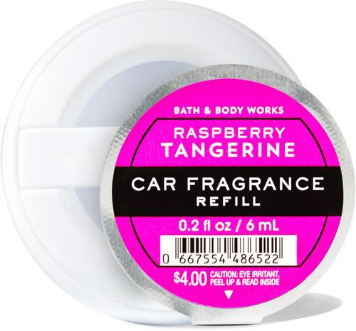 Raspberry Tangerine Car Fragrance Refill
