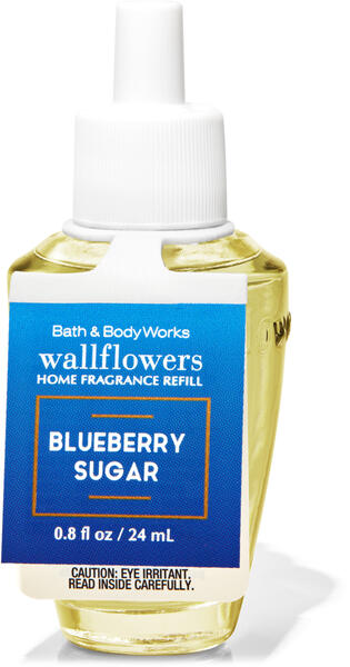 Blueberry Sugar Wallflowers Fragrance Refill