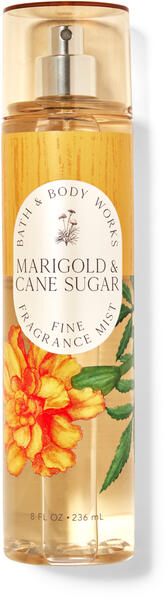 Marigold & Cane Sugar Fine Fragrance Mist