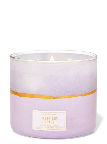 Fresh Cut Lilacs 3-Wick Candle