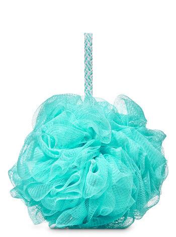Light Blue Mesh Shower Sponge - Bath And Body Works