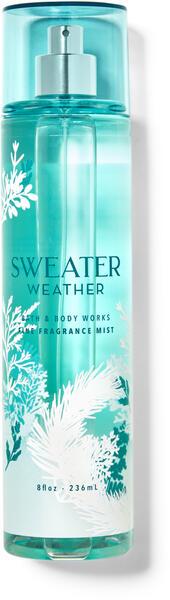 Sweater Weather Fine Fragrance Mist