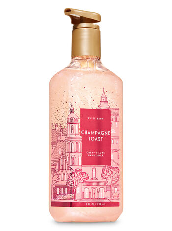 Champagne Toast Creamy Luxe Hand Soap - Bath And Body Works