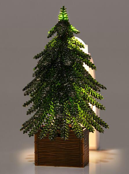 Pine Tree Nightlight Wallflowers Fragrance Plug