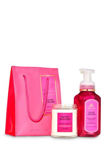 Cactus Blossom Gift Bag Set
