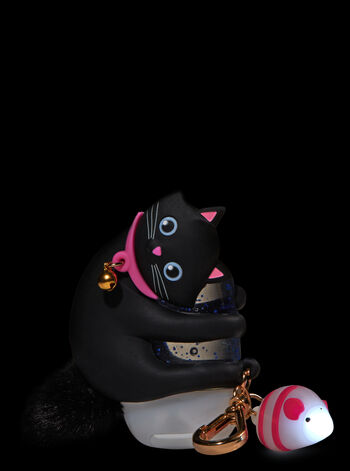 Jasper the Cat Light-Up PocketBac Holder