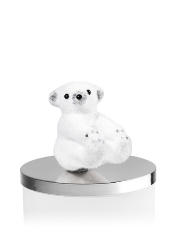 Polar Bear 3-Wick Candle Magnet - Bath And Body Works